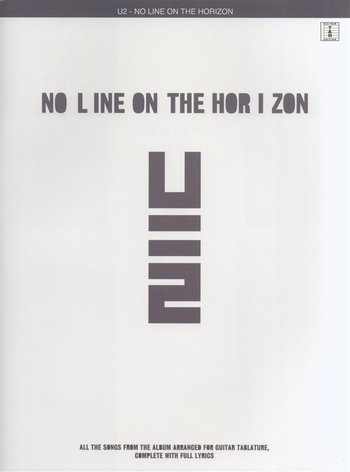 No Line On The Horizon (Partition)