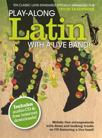 Play-Along Latin with a Live Band !