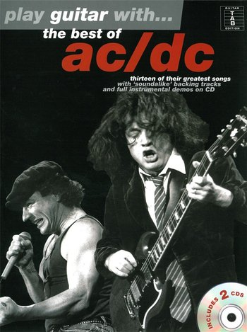 Play Guitar With... The Best Of AC/DC (Partition+CD)