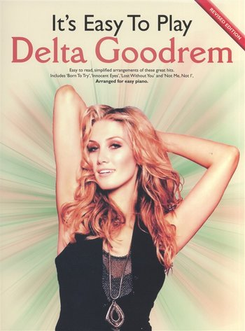 It's Easy to Play Delta Goodrem