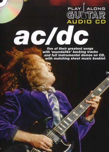 Play Along Guitar Audio - AC/DC (Partition+CD)