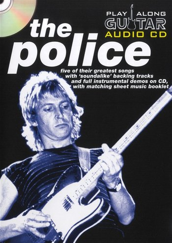 Play Along Guitar Audio - The Police (Partition+CD)