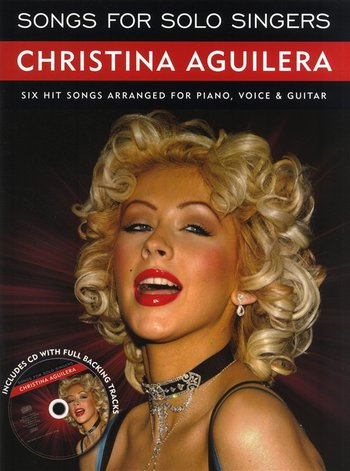 Songs for Solo Singers : Christina Aguilera