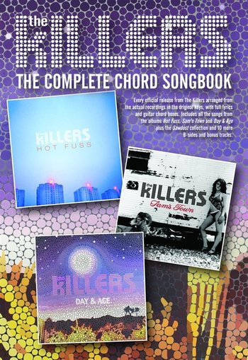 The Killers: The Complete Chord Songbook
