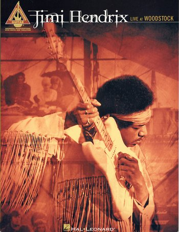 Live at Woodstock (Guitar Recorded Versions) (Partition)