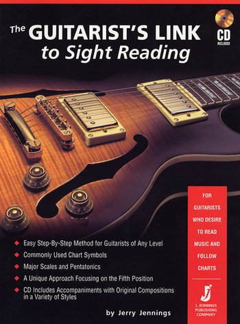 Guitarist's Link to Sight Reading (Partition+CD)