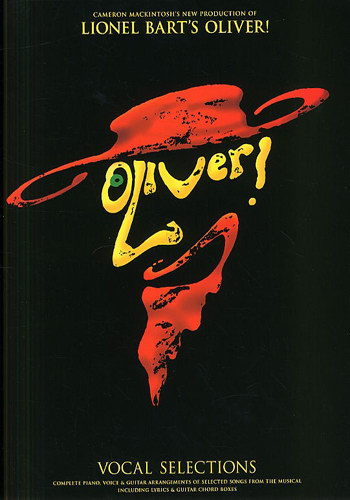 Oliver ! - Vocal Selections from The Musical