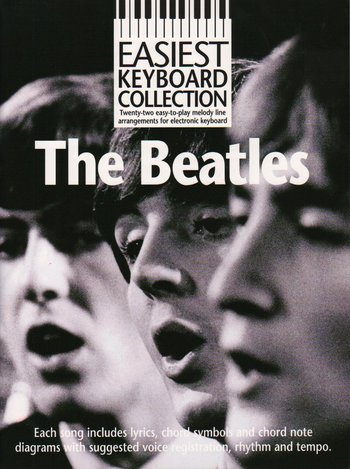 Easiest Keyboard Collection: Beatles