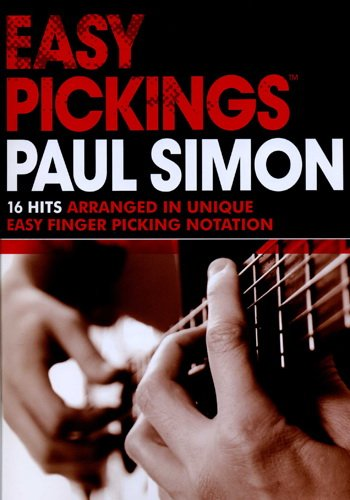 Easy Pickings : Paul Simon (Partition)