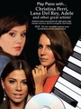 Play Piano With... Christina Perri, Lana Del Rey, Adele and Other Great Artists