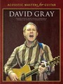 Acoustic Masters for Guitar : David Gray (Partition)
