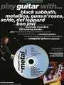 Play Guitar With... The Metal Album (Partition+CD)