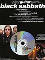 Play Guitar With… Black Sabbath (Partition+CD)