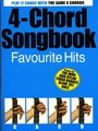 4 Chord Songbook: Favourite Hits (Partition)