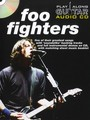 Play Along Guitar Audio - Foo Fighters (Partition+CD)