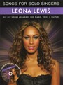 Songs for Solo Singers : Leona Lewis