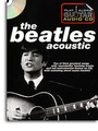 Play Along Guitar Audio CD : The Beatles Acoustic