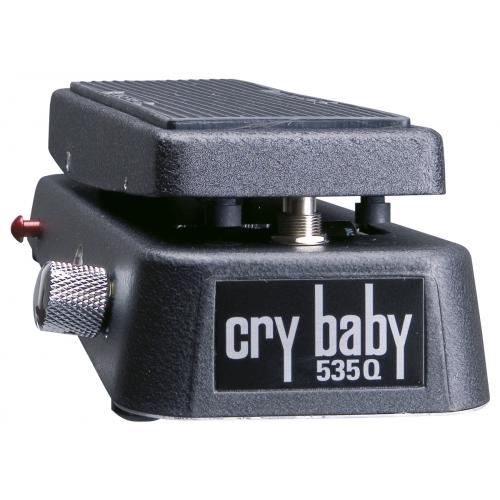 DUNLOP 535Q CRY BABY REGLABE + BOOST