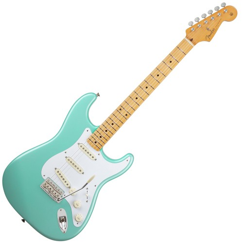 FENDER CLASSIC '50S STRATOCASTER SURF GREEN MAPPLE