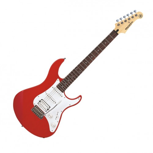 YAMAHA PACIFICA 112 RED METALLIC