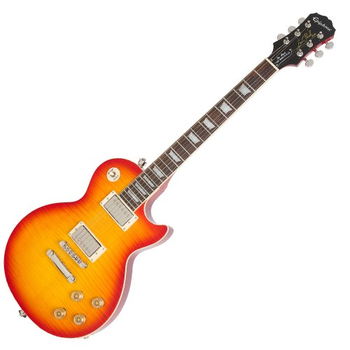 EPIPHONE LES PAUL TRIBUTE PLUS OUTFIT FADED CHERRY SUNBURST
