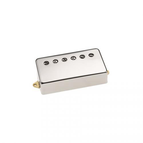 DIMARZIO DP190 - AIR CLASSIC NECK NICKEL COVER