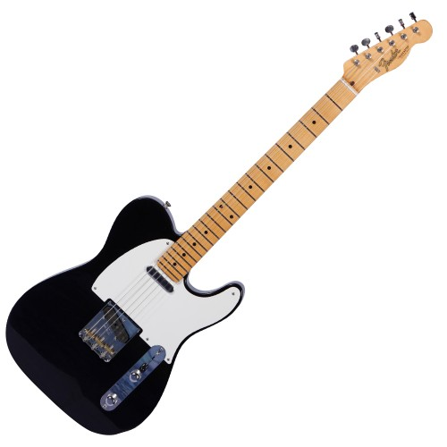 FENDER CUSTOM SHOP 2011 TELECASTER PRO MAPLE CC BLACK