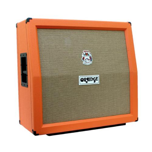 ORANGE PPC412AD BAFFLE GUITARE 4 X 12 (PAN COUPÉ)