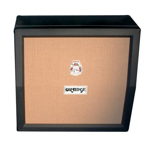 ORANGE PPC412ADB BAFFLE GUITARE 4 X 12 (PAN COUPÉ) BLACK