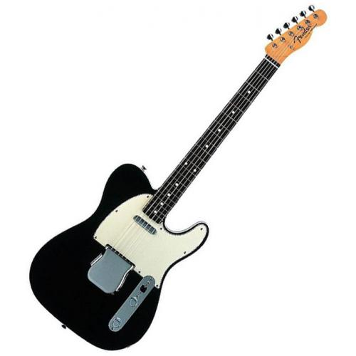 FENDER TELECASTER '62 CUSTOM JAPON BLACK