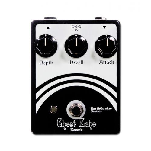 EARTHQUAKER DEVICES - GHOST ECHO REVERB