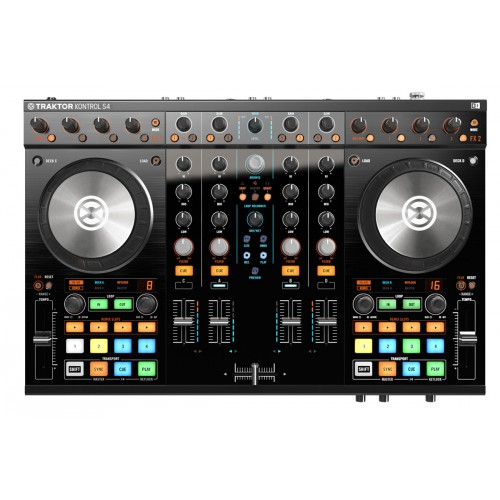NATIVE INSTRUMENTS TRAKTOR KONTROL S4 MK2