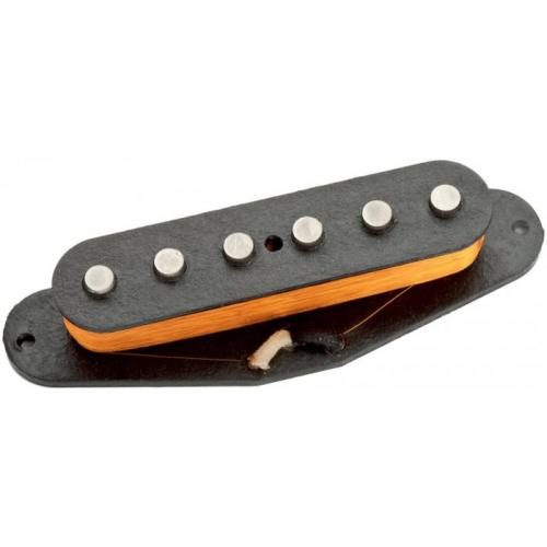 SEYMOUR DUNCAN ALNICO II PRO STAGGERED LEFT - APS1-L-RWRP