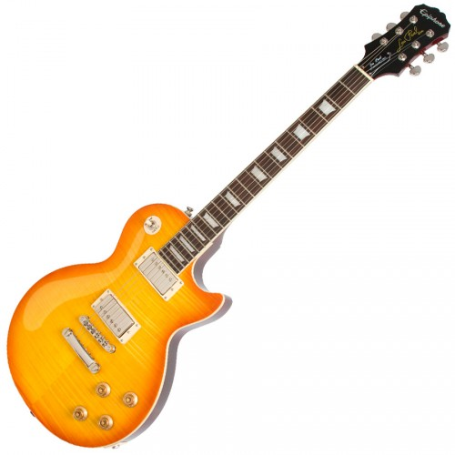 EPIPHONE LES PAUL STANDARD PLUSTOP PRO DIRTY LEMON NICKEL