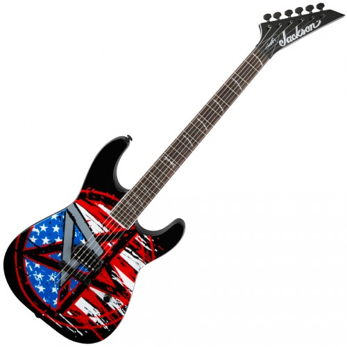 JACKSON SCOTT IAN ANARCHY SLXT ANARCHY GRAPHIC