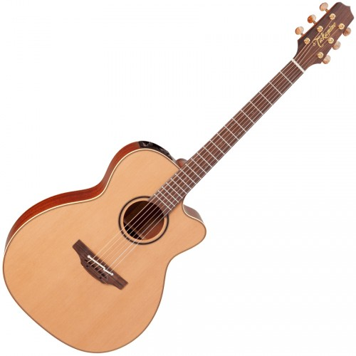 TAKAMINE P3MC ELECTRO CUTAWAY NATURAL SATIN