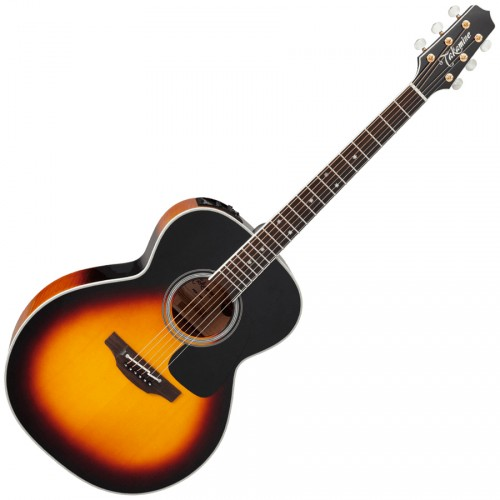 TAKAMINE P6N-BSB ELECTRO BROWN SUNBURST GLOSS