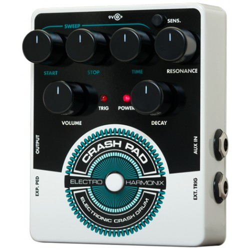 ELECTRO HARMONIX CRASH PAD ELECTRONIC CRASH DRUM