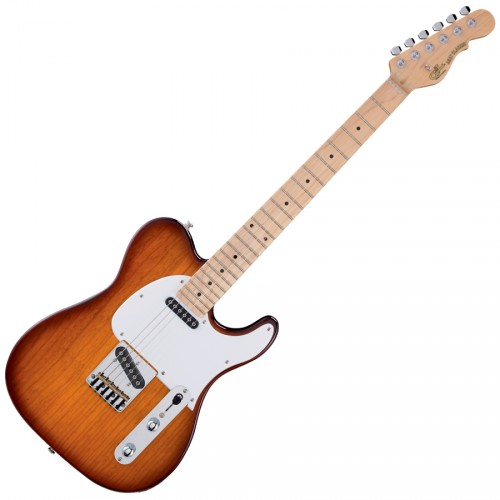 G&L TRIBUTE ASAT CLASSIC TOBACCO SUNBURST/ERABLE