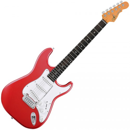 G&L TRIBUTE GUITARE LEGACY STANDARD CANDY APPLE RED/PALISSANDRE