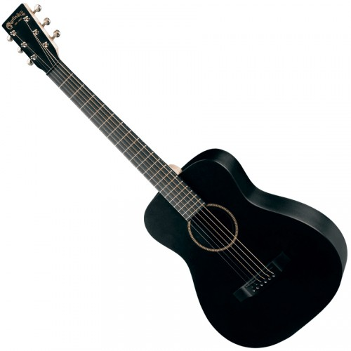 MARTIN LX BLACK-L LITTLE MARTIN GAUCHER