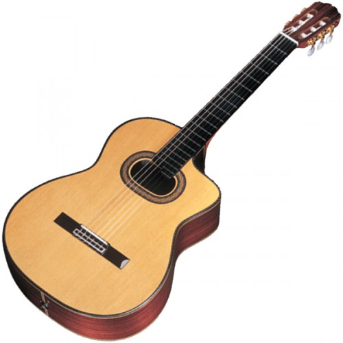 TAKAMINE TH90 ELECTRO CUTEWAY EPICEA/PALISSANDRE