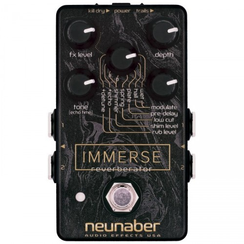 NEUNABER TECHNOLOGY IMMERSE REVERBERATOR