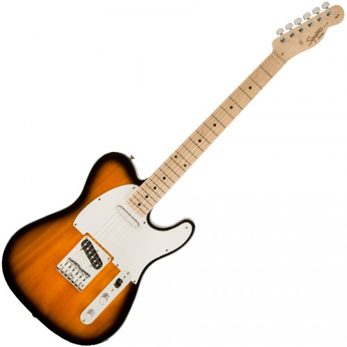 SQUIER AFFINITY TELECASTER 2-COLOR SUNBURST MAPLE