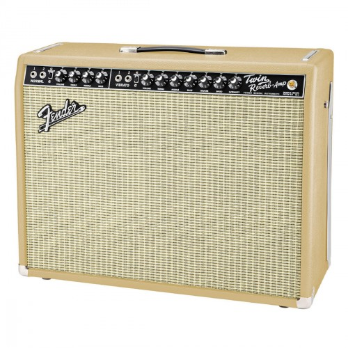 FENDER '65 TWIN REVERB BRITISH TAN LIMITED EDITION