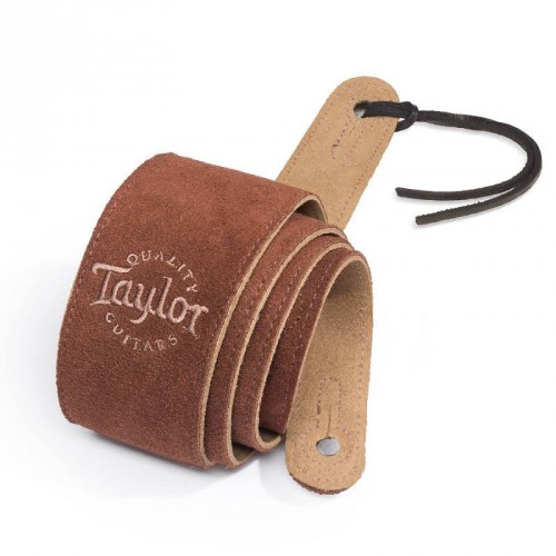 TAYLOR SANGLE SUEDE CHOCOLATE