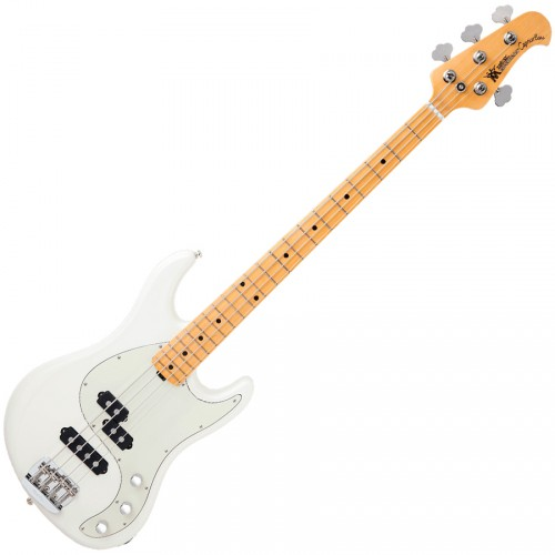 MUSIC MAN CAPRICE BASS IVORY WHITE