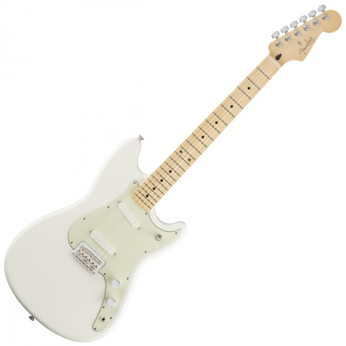FENDER OFFSET DUO-SONIC ARCTIC WHITE