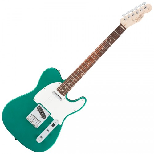SQUIER AFFINITY TELECASTER RACE GREEN ROSEWOOD
