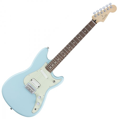 FENDER OFFSET DUO-SONIC HS DAPHNE BLUE PF